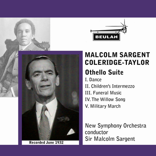 Pay for Coleridge Taylor Othello Suite NSO Sargent