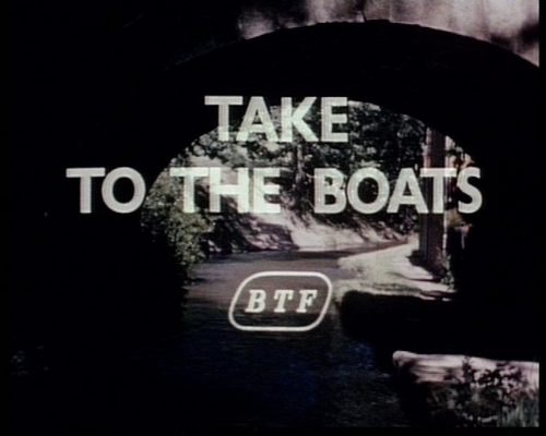 Pay for Take to the  Boats BTF 1962