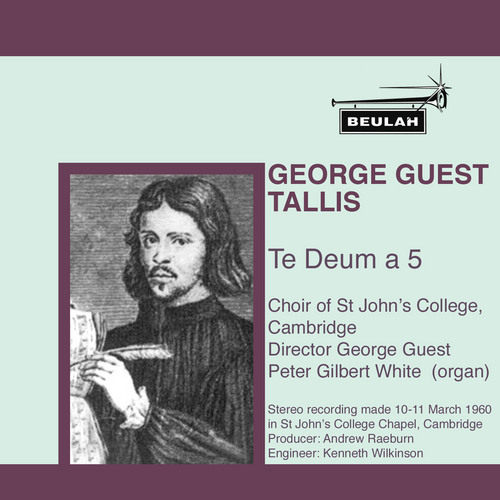 Pay for Tallis Te Deum a 5  St Johns College Cambridge Choir