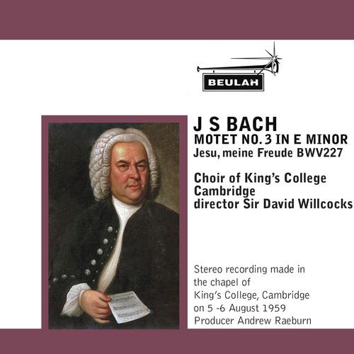 Pay for Bach  Motet No 227 Jesu meine Freude Kings College
