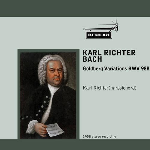 Pay for Bach Goldberg Variations BWV 988 Karl Richter