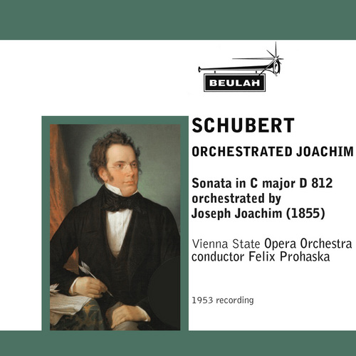 Pay for Schubert Grand Duo 2nd Mvt Vienna State Opera Orchestra