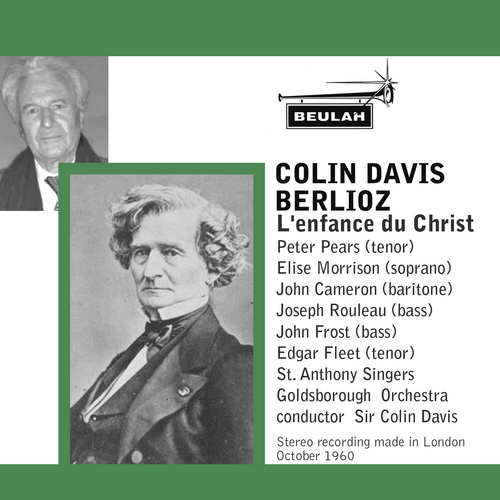 Pay for Berlioz Lenfance du Christ Part 1 Scene 2 Colin Davis