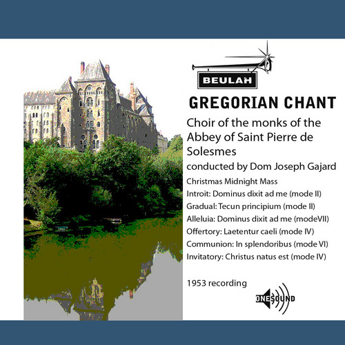 Pay for Gregorian Chant Christmas Midnight Mass