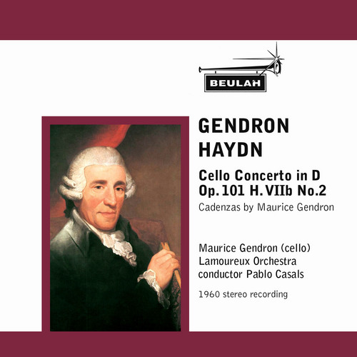 Pay for Haydn Cello Concerto in D 1st movement Maurice Gendron