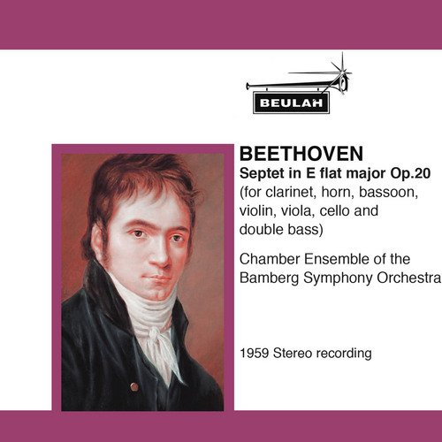 Pay for Beethoven Septet in e flat major Op.20  2nd movement