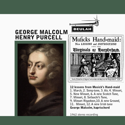 Pay for Purcell 12 lessons from Musicks Handmaid Malcolm