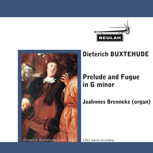 Pay for BUXTEHUDE Prelude and Fugue  in G minor Brenneke