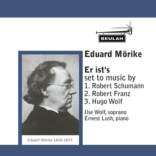 Pay for Eduard Morike  Er ists Ilse Wolf