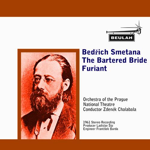 Pay for Smetana The Bartered Bride  Furiant  Chalabla