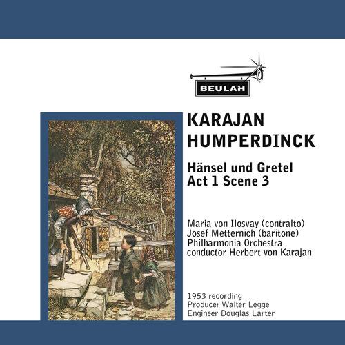 Pay for Humperdinck Hansel und Gretel Act1 Scene 3  Karajan