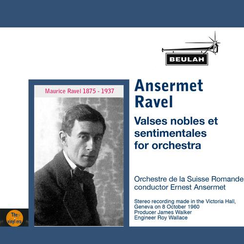 Pay for Ravel Valses nobles et sentimentales Ansermet OSR