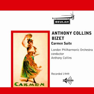 Pay for Bizet Carmen Suite LPO Anthony Collins
