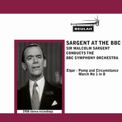 Pay for Elgar Pomp and Circumstance March No 1 BBCSO Malcolm Sargent