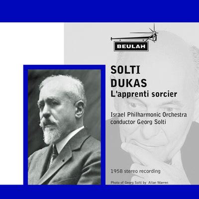Pay for Dukas Lapprenti sorcier Israel Philharmonic Solti