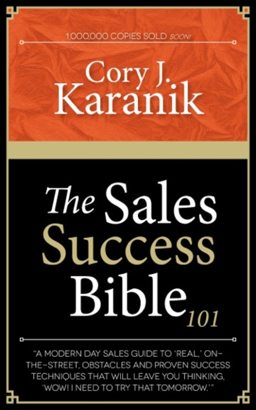 Pay for The Sales Success Bible 101