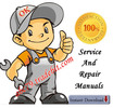 Thumbnail Thomas 95,105,115 Skid Steer Loader Servcie Repair Manual