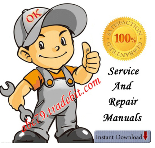 Pay for Cub Cadet 7530 / 7532 7500 & Mitsubishi Tractor 7530 7532 Series Workshop Service Repair Manual DOWNLOAD