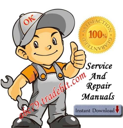 Jlg 800a  800aj Workshop Service Repair Manual Download 3120740