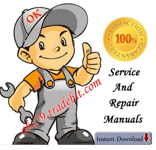 Free Genie Z-60/34 Workshop Service Repair Manual DOWNLOAD Download thumbnail