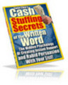 Thumbnail Cash Stuffing Secrets Of The Written Word - Ewen Chia