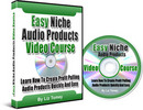 Thumbnail Easy Niche Audio Products Video Course - Liz Tomey + Bonus