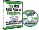 Thumbnail Easy Niche Audio Products Video Course - Liz Tomey + Bonus
