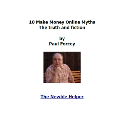 Pay for 10 Make Money Online Myths