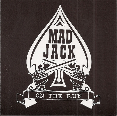 Pay for Mad Jack - On The Run mp3 full release digital download