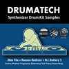 Thumbnail DRUMATECH Synthesizer Drum Kit Samples