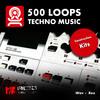 Thumbnail 500 Techno Loops
