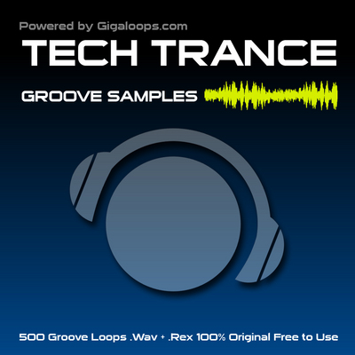 Pay for 500 Tech Trance Groove