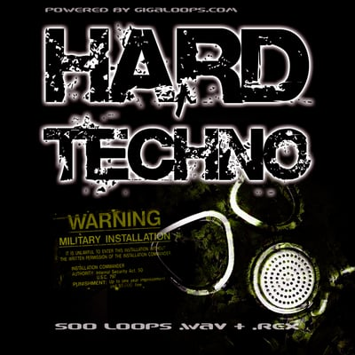 Pay for 500 Hard Techno Part 1