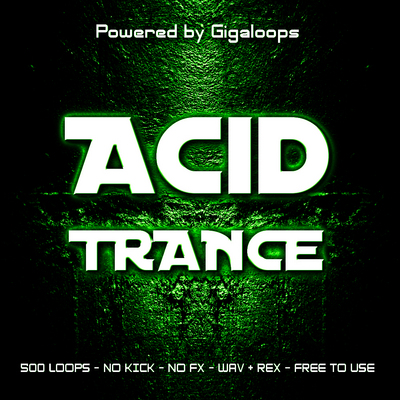 Pay for 500 Acid Trance Loops Part 1