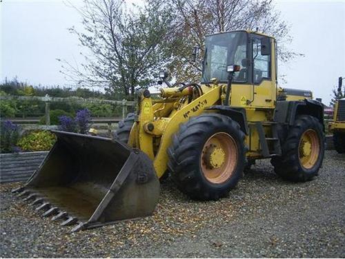 Pay for Komatsu WA270-3  WA270PT-3 wheel loader service manual