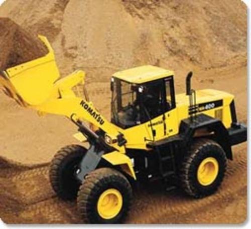 Pay for Komatsu WA420-3 newer serials wheel loader service manual
