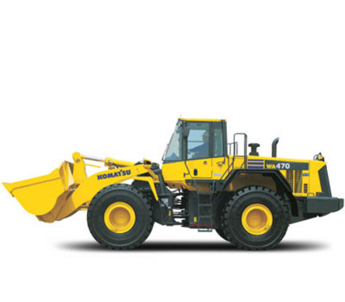 Pay for Komatsu WA470-6 and WA480-6 wheel loaders service manual