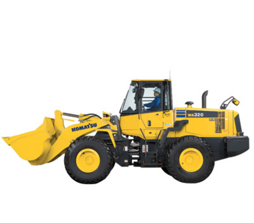 Pay for Komatsu WA320-3 Avance wheel loader service repair manual