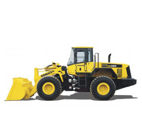Komatsu Wa380 5h Wheel Loader Service And Repair Manual
