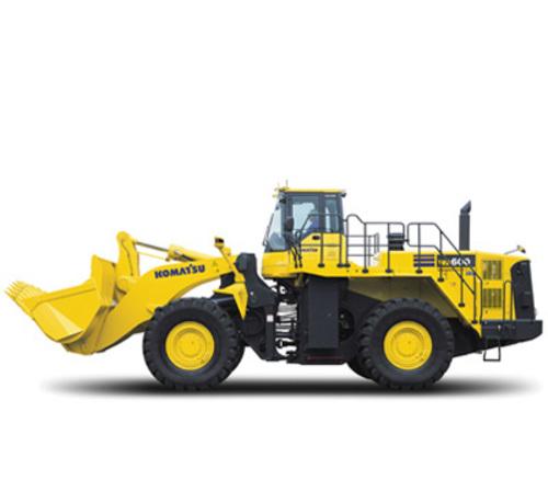 Pay for Komatsu WA600-6 Galeo wheel loader service repair manual