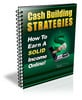Thumbnail Cash Building Strategies With PLR!