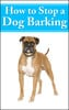 Thumbnail How To Stop A Dog Barking Comes with Private Label Rights!