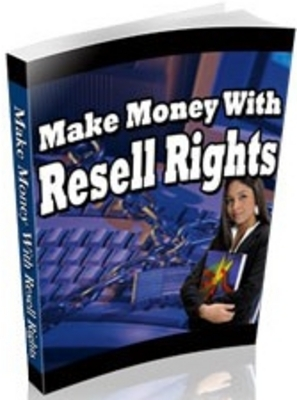 Pay for Make Money With Resell Rights!