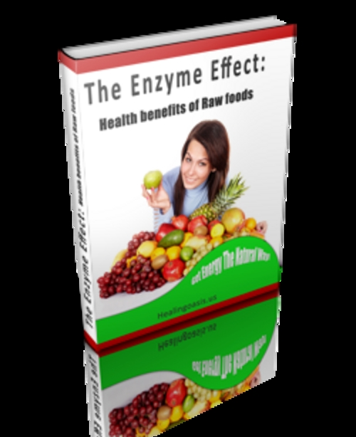 Pay for The Enzyme Effect:Health Benefits Of Raw Food With PLR!