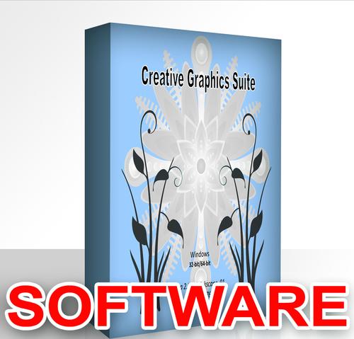 Creative Graphics Suite Pro Photo Vector 3d