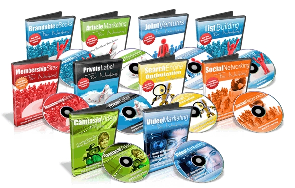 Pay for Web 2.0 Resell Rights - 10 New Resell Rights Products For 20