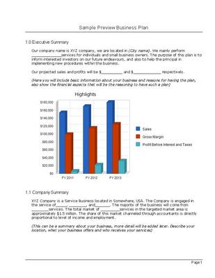Pay for Bankruptcy Services Business Plan