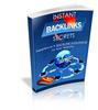 Thumbnail Instant Backlink Secret - Step to build backlink