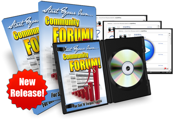 Pay for How To Build Your Own Community Forum From Scratch