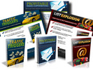 Thumbnail Premium PLR - 3 x Listbuilding Reports + Graphics and Pages